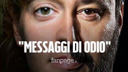 """Carola Rackete querela Matteo Salvini e chiede la chiusura delle pagine social: """"Messaggi di odio"""""""