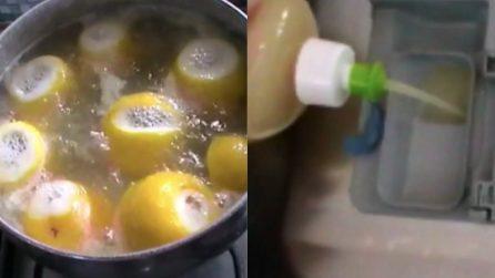 Detergente liquido per piatti e lavastoviglie: i semplici passaggi per farlo in casa