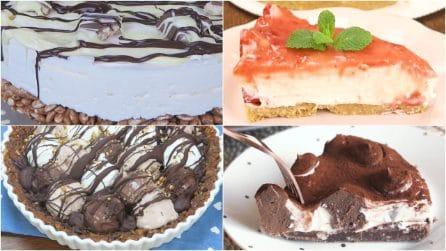 4 cheesecake golose e colorate perfette per un dessert goloso e rinfrescante!