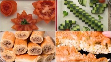 4 idee simpatiche da servire durante un aperitivo sfizioso e divertente tra amici!