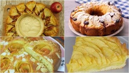 4 idee sfiziose per usare le mele: belle, facili e veloci!