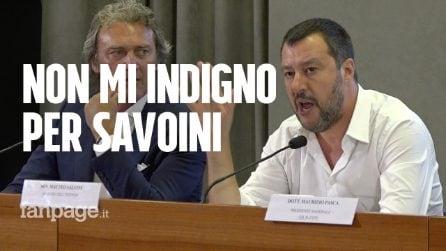 """Fondi russi alla Lega, Matteo Salvini: """"È un'inchiesta ridicola, per questo i giornali vendono meno"""""""