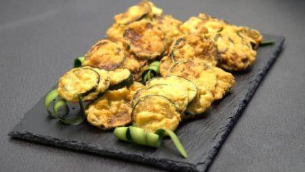 Frittelle di zucchine veloci: soli 5 ingredienti per prepararle in poco tempo!