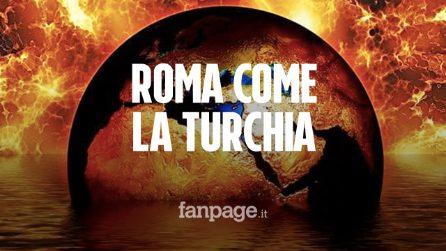 Riscaldamento globale: tra 30 anni Roma sarà come la Turchia e Milano come il Texas