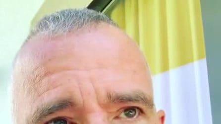"""Eros Ramazzotti: """"Non offendete Marica, donna fantastica"""""""