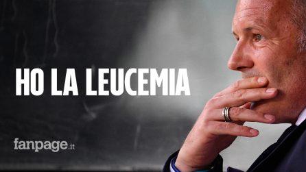 """Sinisa Mihajlovic malato: """"Ho la leucemia"""". Poi scoppia in lacrime: """"Vincerò questa battaglia"""""""