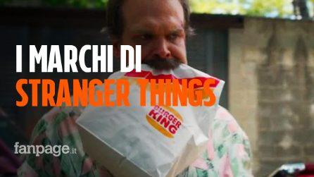 Tutti i marchi del 1985 in Stranger Things, da Burger King alla New Coke: ecco quali sono