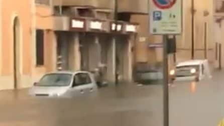 Maltempo, bomba d'acqua in Salento: Copertino completamente allagata