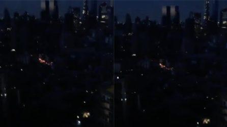 New York al buio per 3 ore: il blackout manda in tilt la città