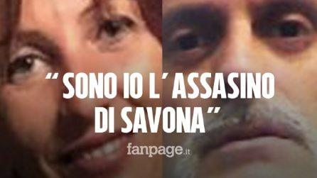 """Si è costituito Domenico Massari, dopo aver ucciso l'ex moglie: """"Sono io l'assassino di Savona"""""""