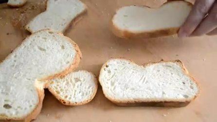 Non buttare il pane raffermo: come utilizzare il pane avanzato