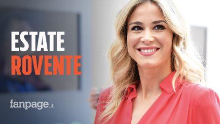 """L'estate di Diletta Leotta tra gossip e nuovi progetti: al via """"W la Playa"""" su Italia 1"""