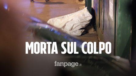 Papà lancia figlia di 16 mesi dal balcone e la uccide, poi tenta il suicidio a San Gennaro Vesuviano