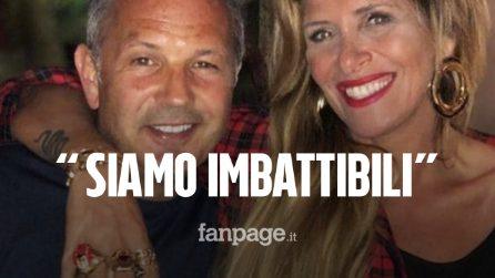 """Mihajlovic ha la leucemia, il messaggio della moglie Arianna: """"Grazie a voi siamo imbattibili"""""""