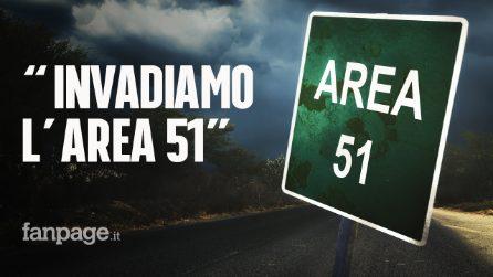 Area 51: 1 milione di persone pronte a invadere la base dove si nasconderebbero tracce degli alieni