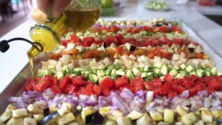Crostata di verdure: la ricetta rustica alla quale non potrete più rinunciare