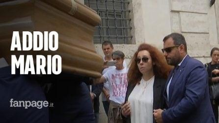 Carabiniere ucciso, a Roma una folla commossa saluta Mario Cerciello Rega