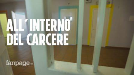 """Santa Maria Capua Vetere, nel carcere dove manca la rete idrica: """"Aspettiamo da 20 anni"""""""