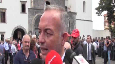 """Carabiniere ucciso, il sindaco di Somma Vesuviana: """"Intitoleremo una strada a Mario Cerciello Rega"""""""