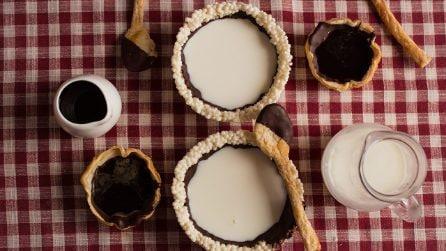 Come preparare una colazione tutta da mangiare: ciotole, cucchiaini e tazzine commestibili!