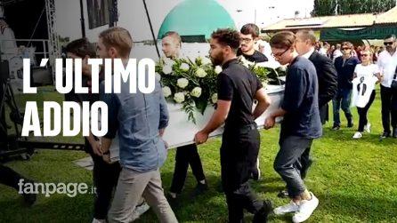 Strage di Jesolo, l'ultimo saluto ai quattro amici morti nell'incidente