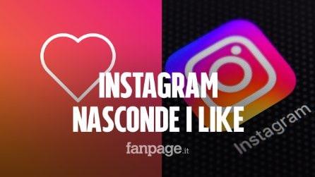 Perché Instagram nasconde il numero dei like: ecco come cambierà il social network