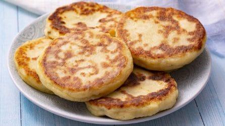 Medaglioni di patate filanti: troppo irresistibili per non provarli!