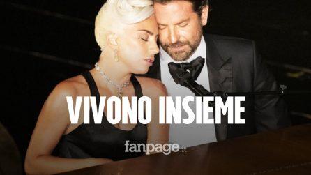 Lady Gaga e Bradley Cooper sono andati a vivere insieme: lo scoop accende il gossip dell'estate