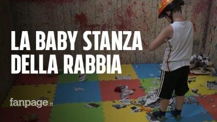 """La prima stanza della rabbia al mondo per bambini a Bologna: """"Quando sei arrabbiato ti devi sfogare"""""""