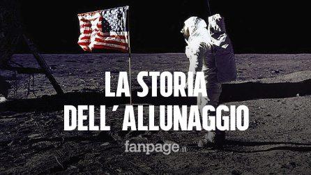 A 50 anni dallo sbarco sulla Luna: ecco cosa successe durante l'epica impresa di Neil Armstrong