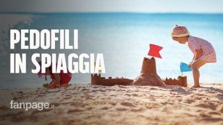 Pedofili in spiaggia a Ostia: scattano foto a bambine in costume, rischiano linciaggio