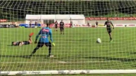 Manolas da vero goleador: ancora una bellissima rete per il greco