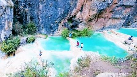 Le piscine naturali di Millpu: un paradiso nascosto da visitare una volta nella vita