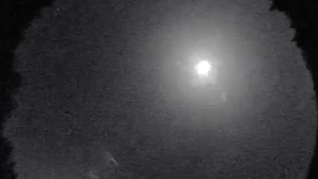 Canada, esplode mini asteroide: le immagini sono spettacolari