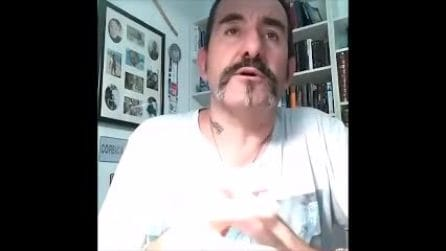 "La Iena Luigi Pelazza saluta Mario Cerciello Rega: ""Le istituzioni agiscano"""