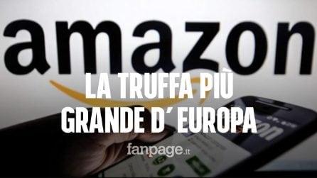 Giovane truffa Amazon per oltre 330mila euro: ecco cosa metteva nei pacchi che restituiva