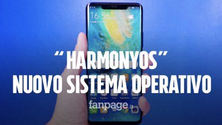 HarmonyOS è il nuovo sistema operativo Huawei: ecco cosa cambia per gli utenti