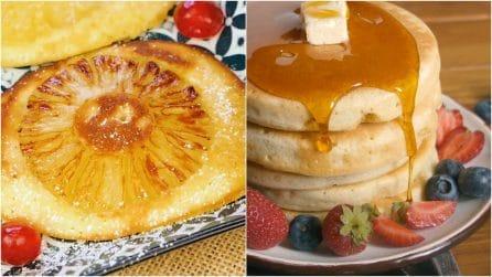 3 ricette per preparare dei pancakes soffici e deliziosi in modi mai visti prima!
