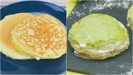 Pancakes salati: ricette alternative gustose e semplici!
