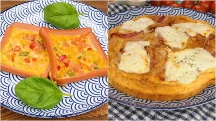 Come preparare delle frittate originali e saporite in pochi passi!