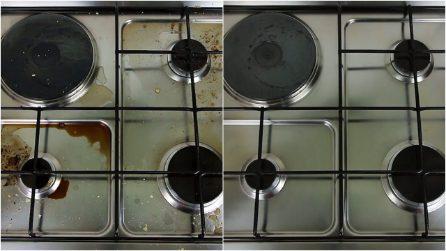 Come fare le pulizie domestiche usando solo prodotti naturali!