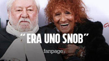 """Anna Mazzamauro contro Paolo Villaggio: """"Non fu mio amico perchè non ero ricca e famosa"""""""