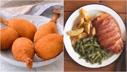 Ricette con il pollo che vi faranno venire l'acquolina in bocca!
