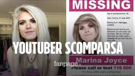Scomparsa Marina Joyce, star di YouTube: perse le tracce della ragazza da 11 giorni