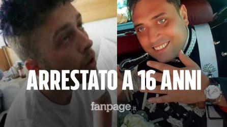 Carabiniere ucciso, Elder già arrestato a 16 anni per percosse: picchiò il rivale in amore