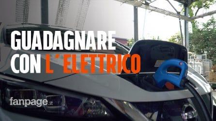 Vehicle to Grid: guadagnare fino a 1.500 euro all'anno con l'auto elettrica