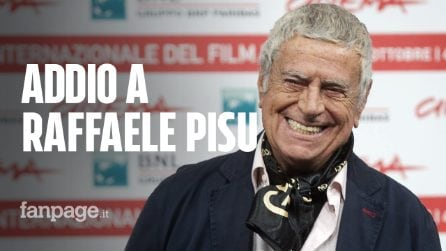 Morto Raffaele Pisu, l'attore e conduttore bolognese aveva 94 anni