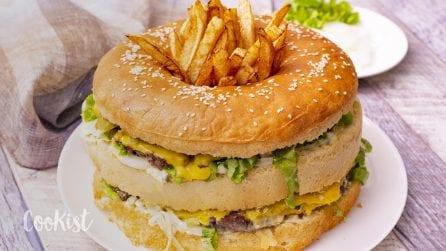 Burger xxl: an easy and delicious party idea!
