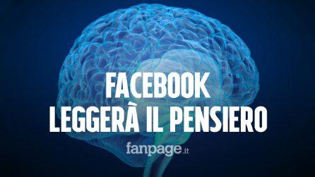 Facebook sarà in grado di leggere il pensiero: scriveremo migliaia di frasi soltanto pensandole
