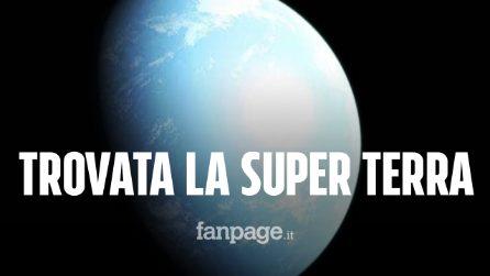 Trovata la prima super Terra abitabile: potrebbe esserci vita a soli 31 anni luce da noi